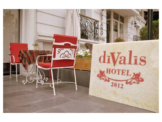 One stop trip welcome for Divalis hotel istanbul